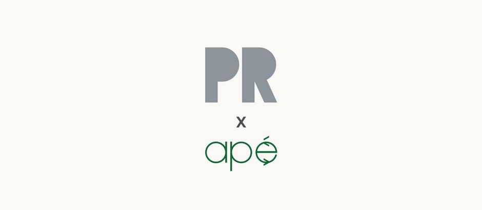 PR Community | PR x Apé