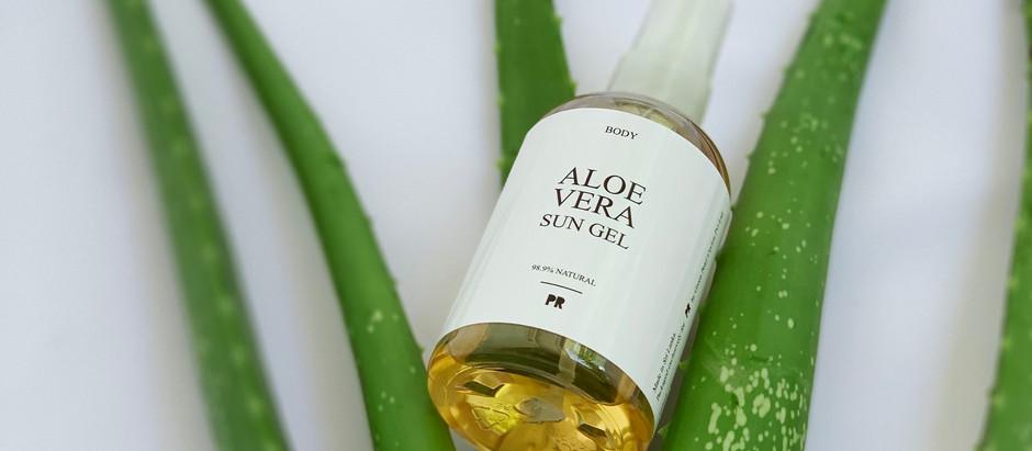 PR Natural Skincare | Aloe Vera