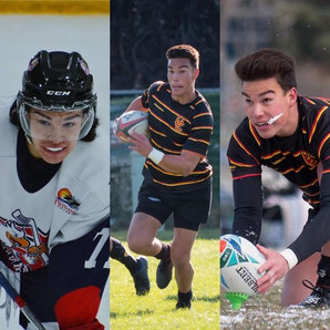 From Hockey to Rugby: Josh Windley