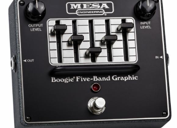 Pedal p/ guitarra Mesa Boogie Five Band B5BG