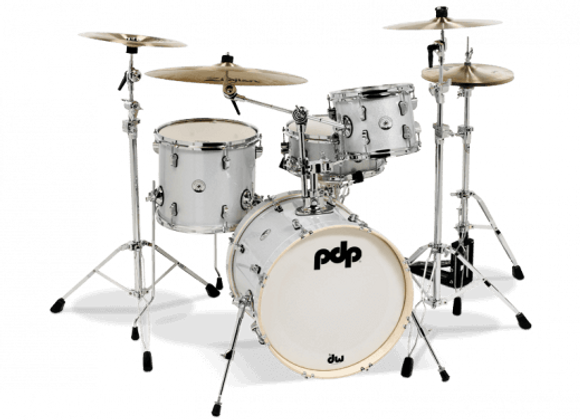 Bateria Pacific Drums 4pçs New Yorker