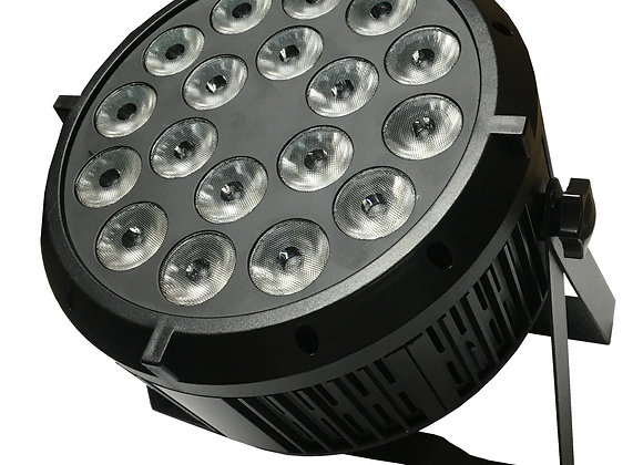 Par de Led MJ Audio PL018-4
