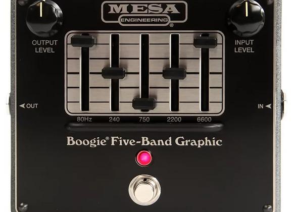 Pedal p/ guitarra Mesa Boogie FP.B5BG  5BAND