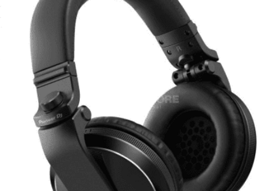 Fone de ouvido Pioneer DJ HDJ-X5