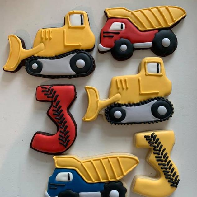 Truck Themed