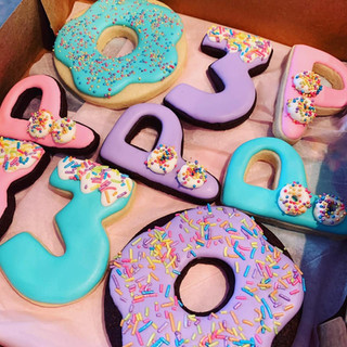 Donut Themed