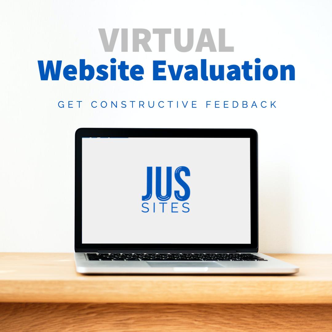 Virtual Website Evaluation