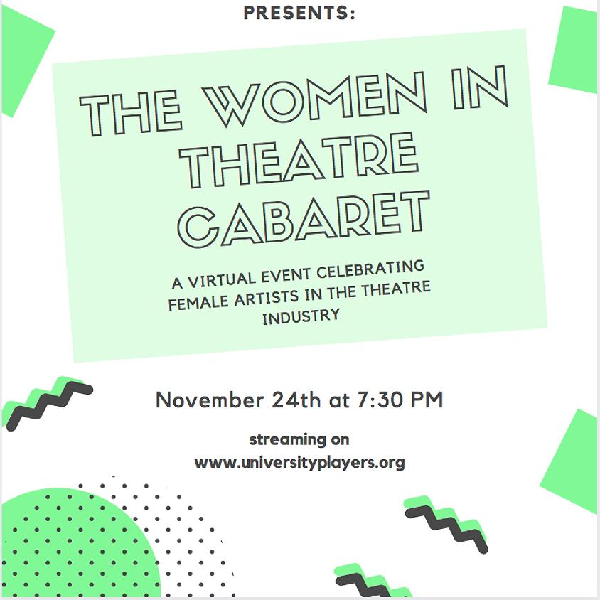 Women in Theatre LIVE Cabaret