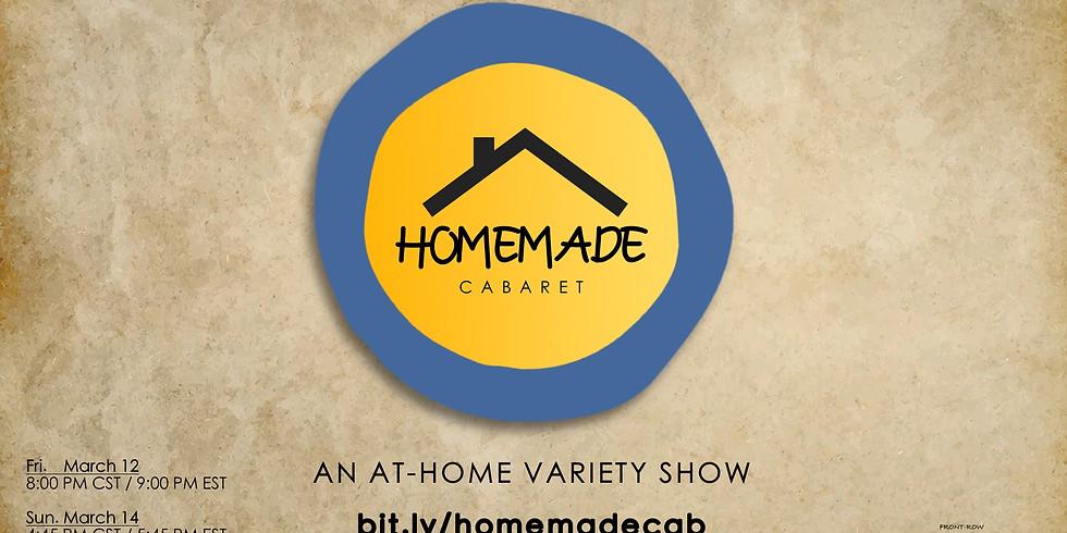 Homemade Cabaret - At-Home Variety Show