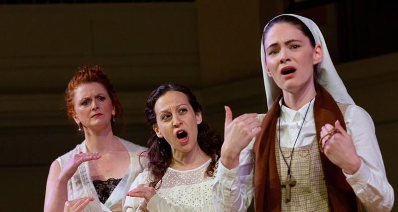Breaking the Sound Barrier - Deaf Opera Workshop
