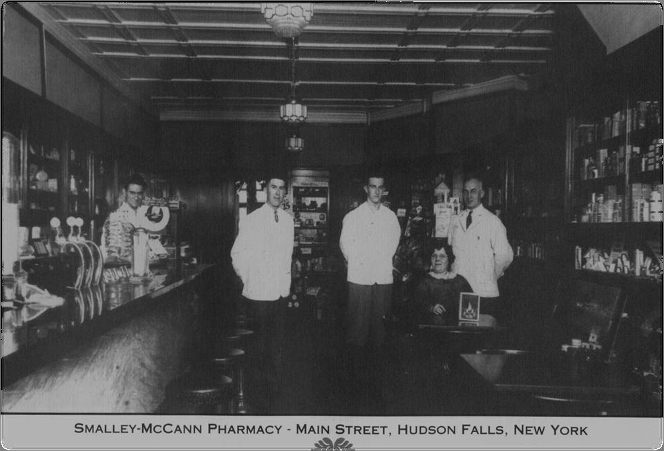 McCanns a few years ago