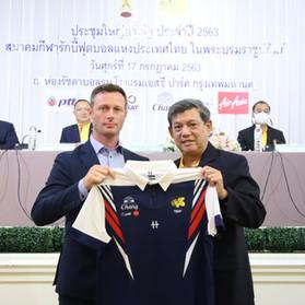 OSPREYS ร่วมพัฒนาวงการรักบี้ไทย
