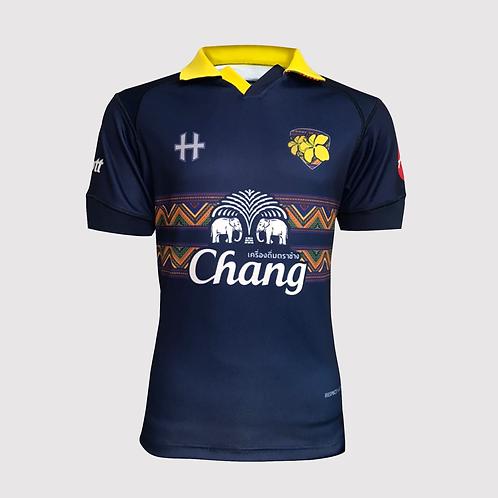 Thailand Rugby Player Jersey : THIRD : Navy Blue
