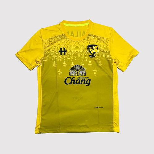 HxTRU / Cheer Thai : Tee Rajapruek : Yellow