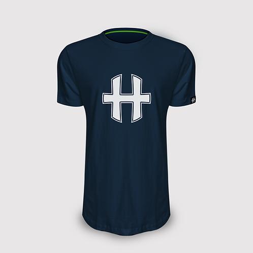 Big H : Navy Blue