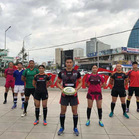 Mongolian Return to Rugby7s