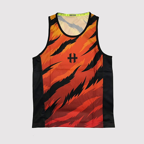 ACTive Tank Top : like A Fire