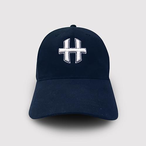 Helios Snapback Cap : Navy Blue