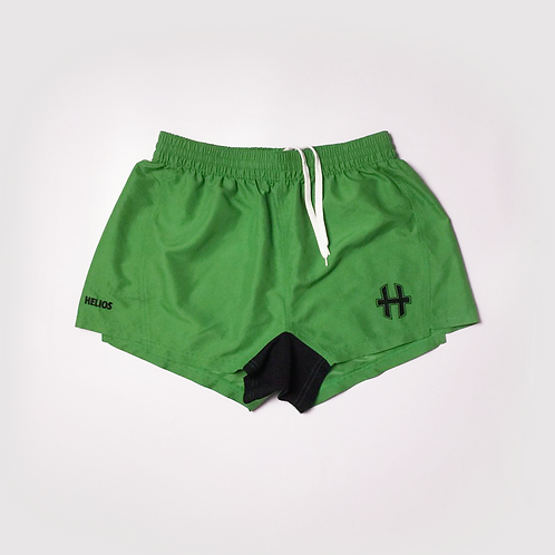 MXi Shorts : Bright Green