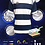 Thumbnail: Thailand Rugby Player Jersey : THIRD : Navy Blue