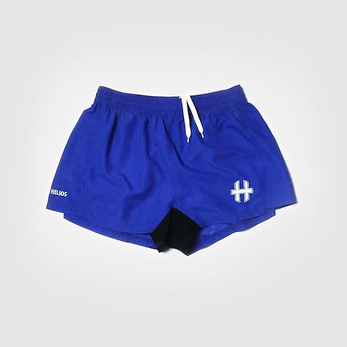 MXi Shorts : Cobalt Blue
