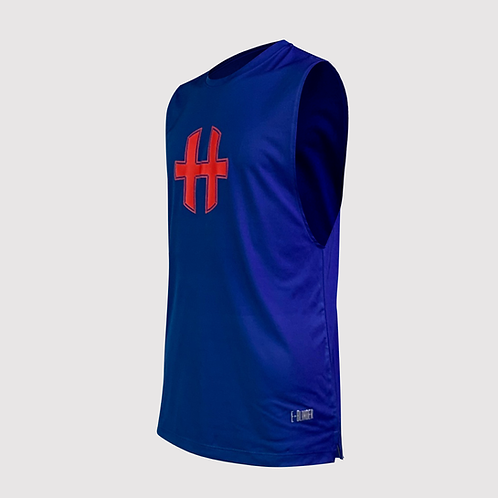 E+Blinder - Non sleeves - Blue