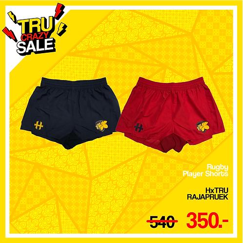 HxTRU / MXi Player Shorts : Red
