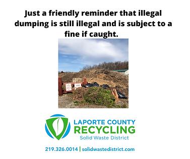 Just a friendly reminder that illegal du