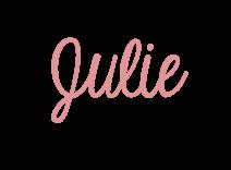 Julie from The Best Days Blog and Teachers Pay Teachers Store.