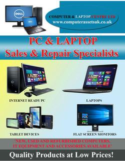 Sales & Repair Specialists