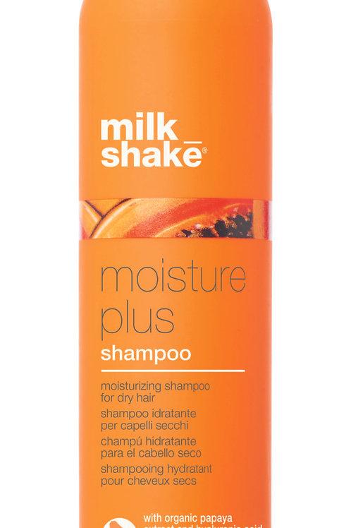 Moisture Plus Shampoo