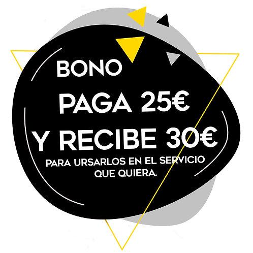 Bono 30€