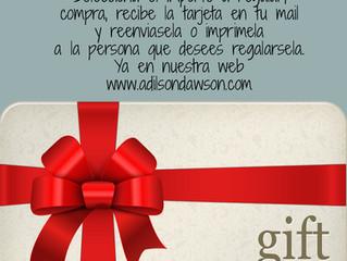 Gift Card Adilson Dawson