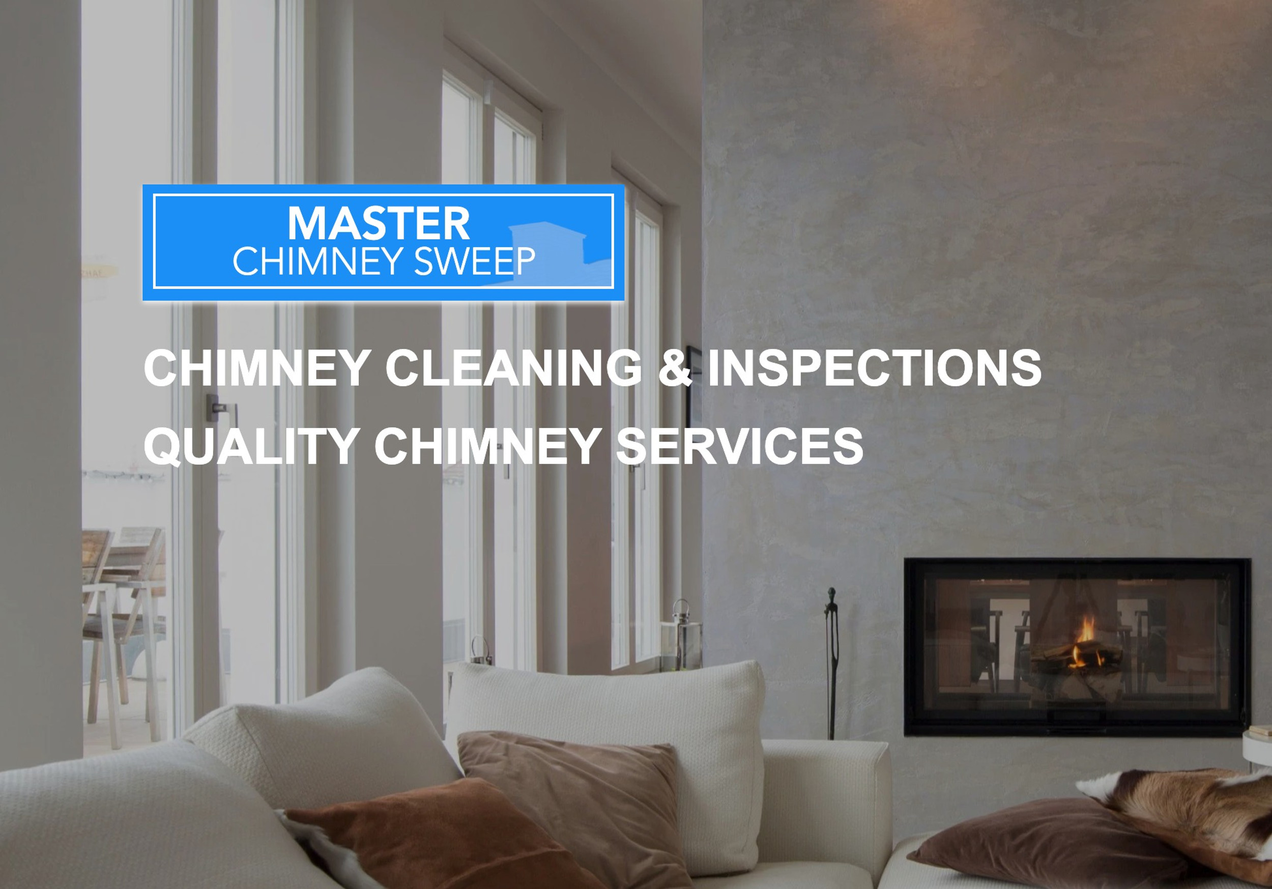 HOME | MASTER Chimney Sweep | Chimney Services