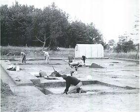 Solstrålens boligområde historie