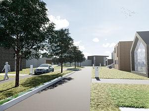 design nyt hus Solstrålen Aabybro