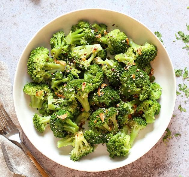 Broccoli & Garlic