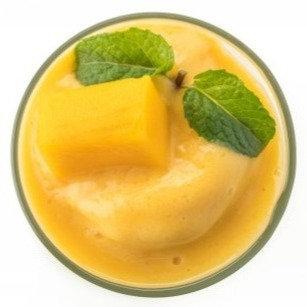 Cold Mango Soup