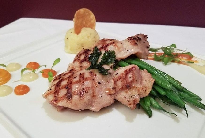 Grilled Baby Chicken (Dark)