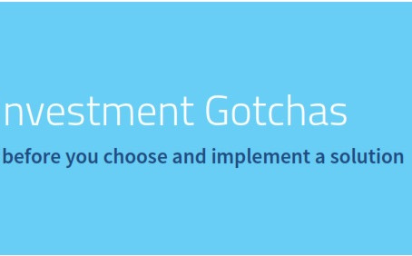 Three ERP Investment Gotchas