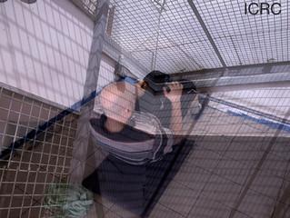 Israeli prison for ICRC