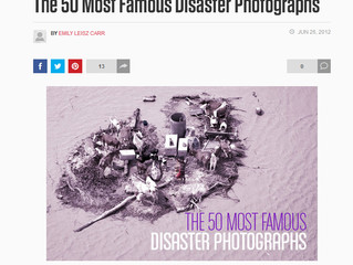 Disaster Photographs / Complex
