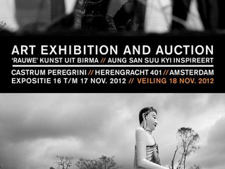Art Exhibition & Auction / Amsterdam