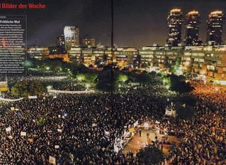 Social Protest / Tel Aviv