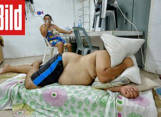 2014 Gaza conflict / Bild Newspaper
