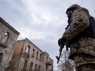 2020 Nagorno-Karabakh Conflict