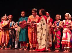 Presenting Awards at Year of India.JPG