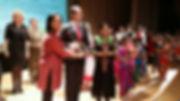 international childrens day award photo.