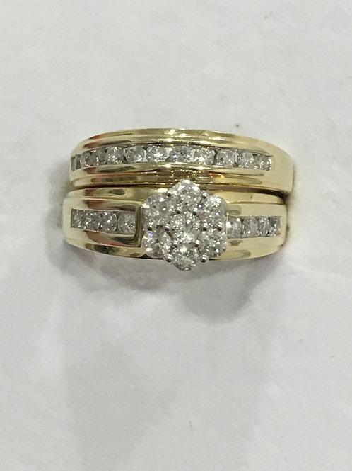 10'k Yellow Gold Ring