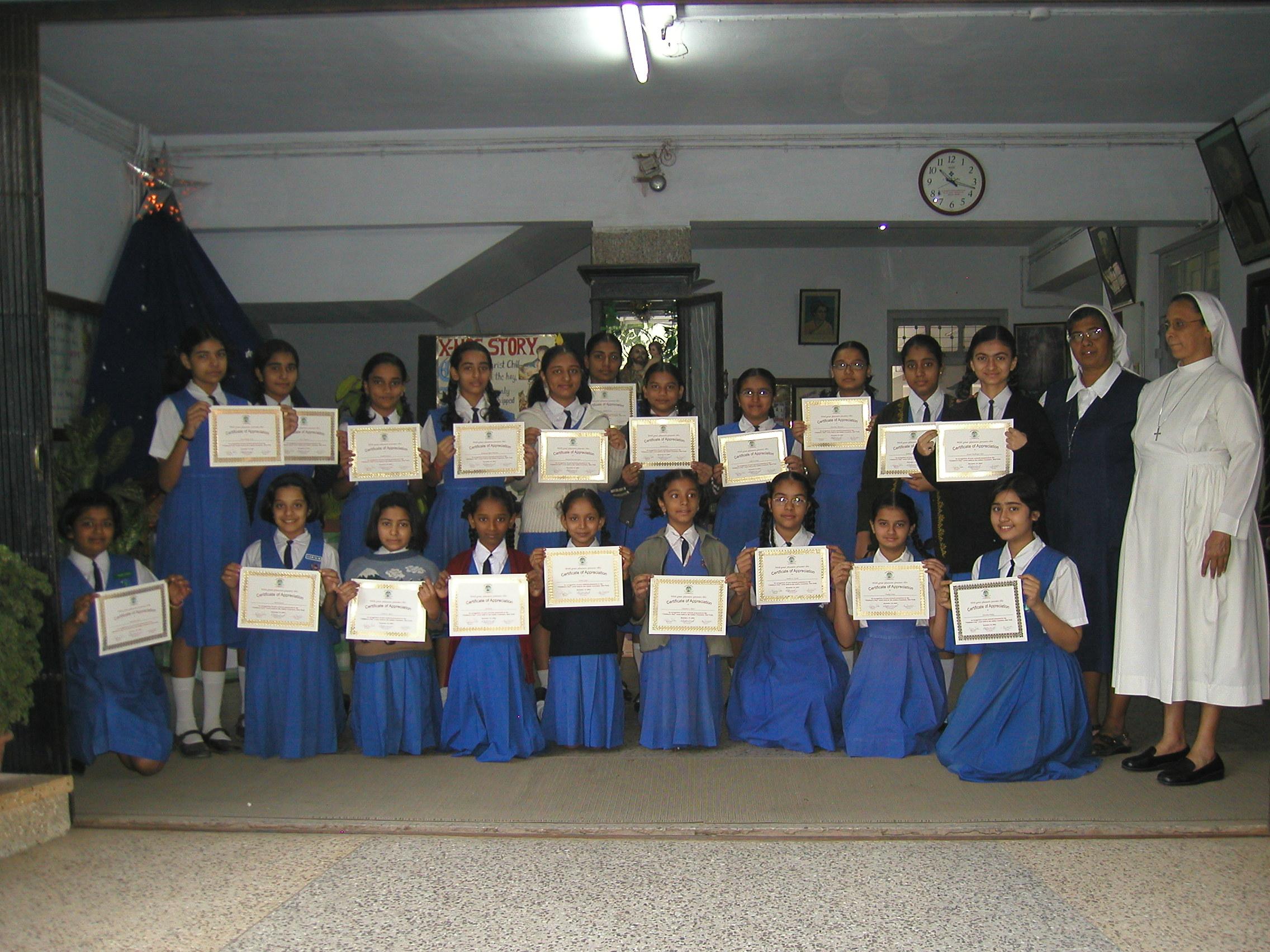 Visiting St. Joseph's School, Mumbai.JPG